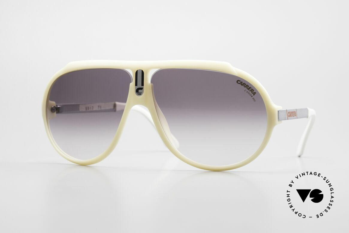 Carrera 5512 Don Johnson Sunglasses 80's, legendary 1980's vintage CARRERA designer sunglasses, Made for Men