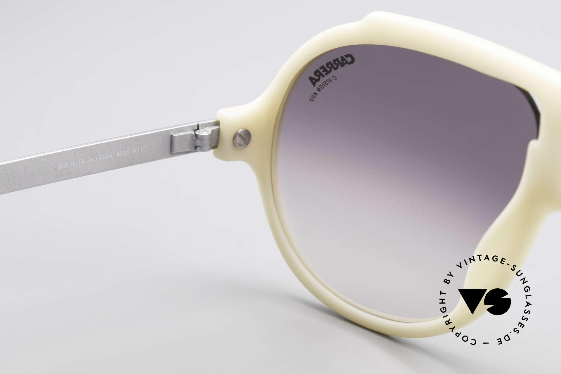 Carrera 5512 Don Johnson Sunglasses 80's, NO RETRO SHADES; but a rare 30 years old ORIGINAL, Made for Men