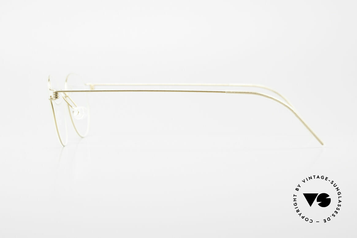 Lindberg Matt Air Titan Rim Panto Titanium Frame Unisex, extremely strong, resilient and flexible (and 3g only!), Made for Men and Women