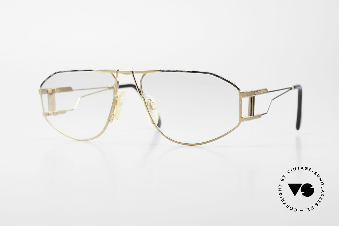 Quattro 0421 Extraordinary Vintage Frame, precious Quattro glasses from 'the good old times', Made for Men