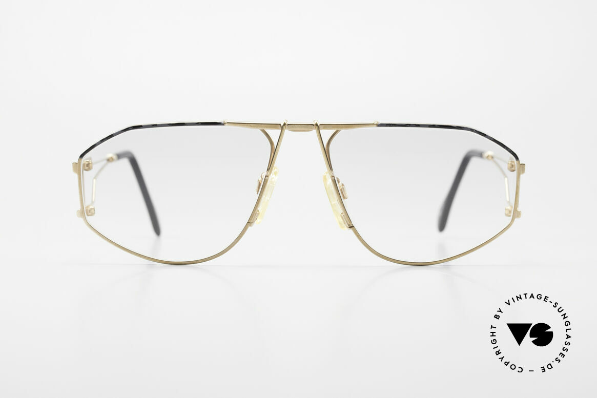 Quattro 0421 Extraordinary Vintage Frame, a very unique vintage single item; made in Germany, Made for Men