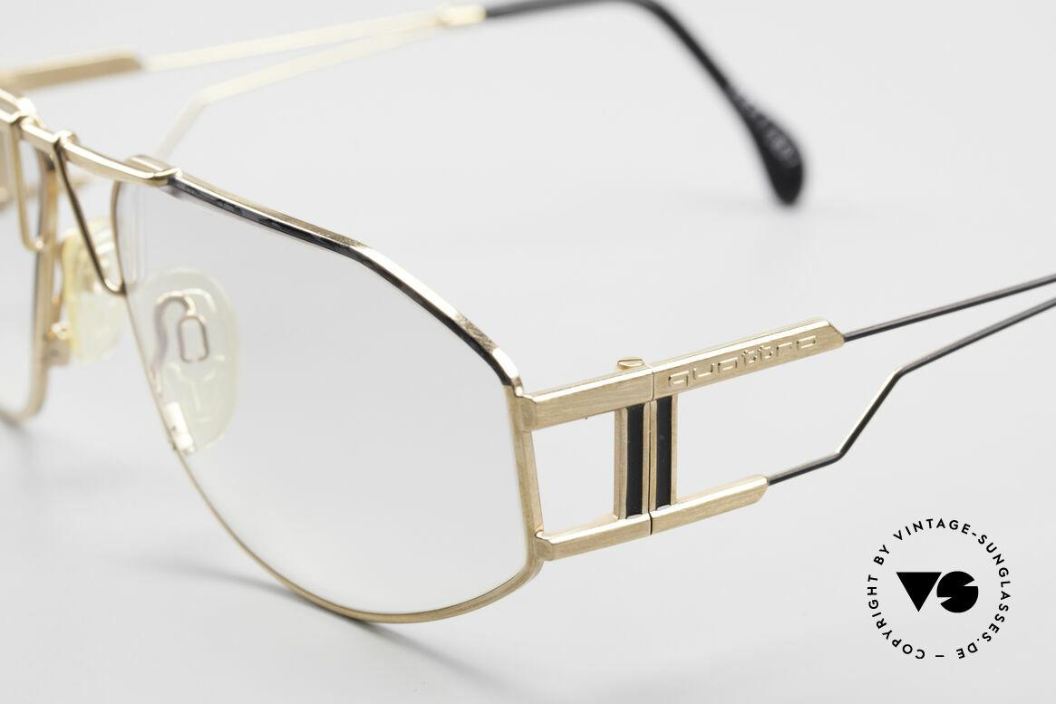 Quattro 0421 Extraordinary Vintage Frame, NO RETRO specs; a genuine 80's frame (+ C.H. case), Made for Men