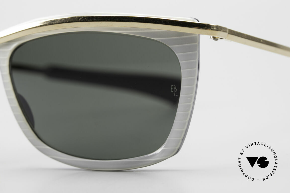 Ray Ban Olympian II B&L Ray-Ban Sunglasses USA, 2nd hand in a mint condition (scratch-free lenses), Made for Men and Women
