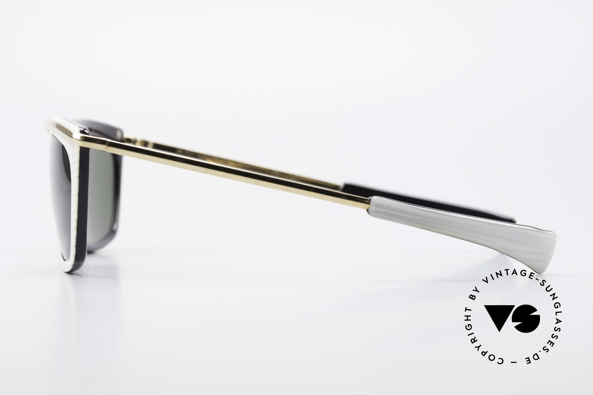 Ray Ban Olympian II B&L Ray-Ban Sunglasses USA, NO RETRO sunglasses, but an 80's vintage original, Made for Men and Women