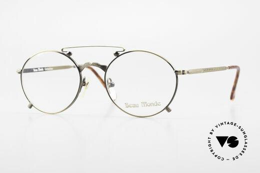 Beau Monde Knightsbridge Old Vintage Frame 90's Insider Details