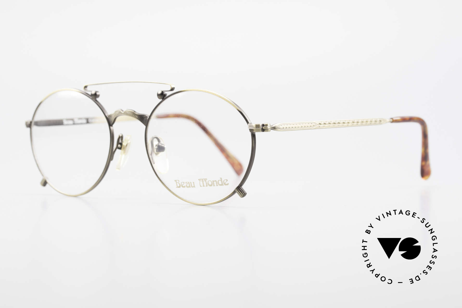 Beau Monde Knightsbridge Old Vintage Frame 90's Insider, models are named after beautiful places on this world, Made for Men and Women