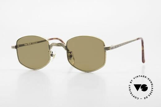 Beau Monde Dover Old 90's Insider Sunglasses Details