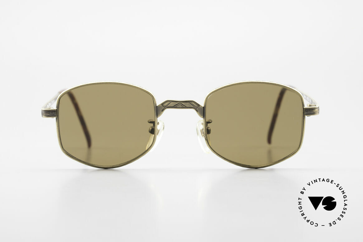 """Beau Monde Dover Old 90's Insider Sunglasses, French name says it all """"Beau Monde"""" = beautiful world, Made for Men and Women"""