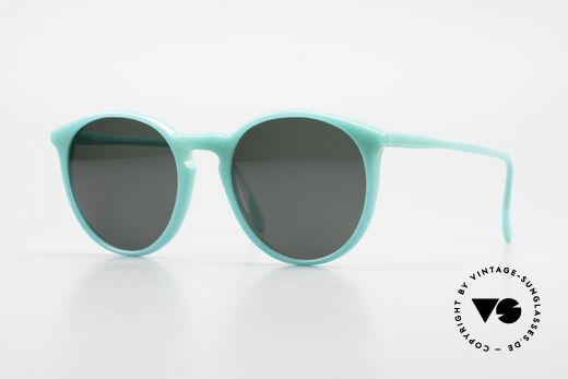 Alain Mikli 901 / 079 Green Pearl Panto Sunglasses Details