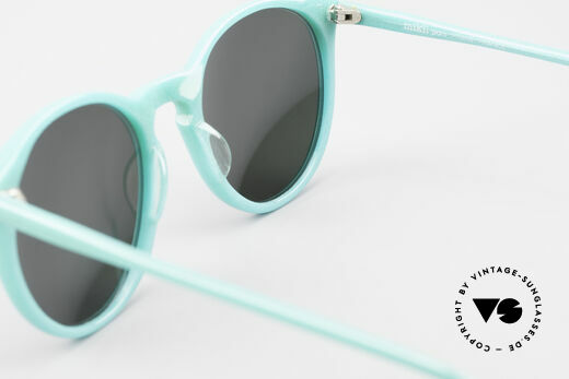 Alain Mikli 901 / 079 Green Pearl Panto Sunglasses, NO RETRO shades, but an old ORIGINAL from 1989, Made for Men and Women