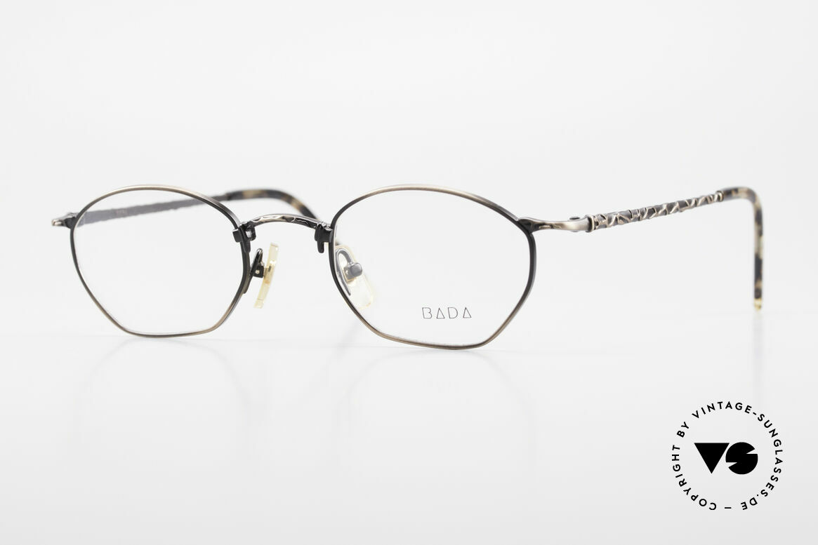 Bada BL1353 Oliver Peoples Eyevan Style, rare, old vintage BADA eyeglasses from the year 1994, Made for Men and Women
