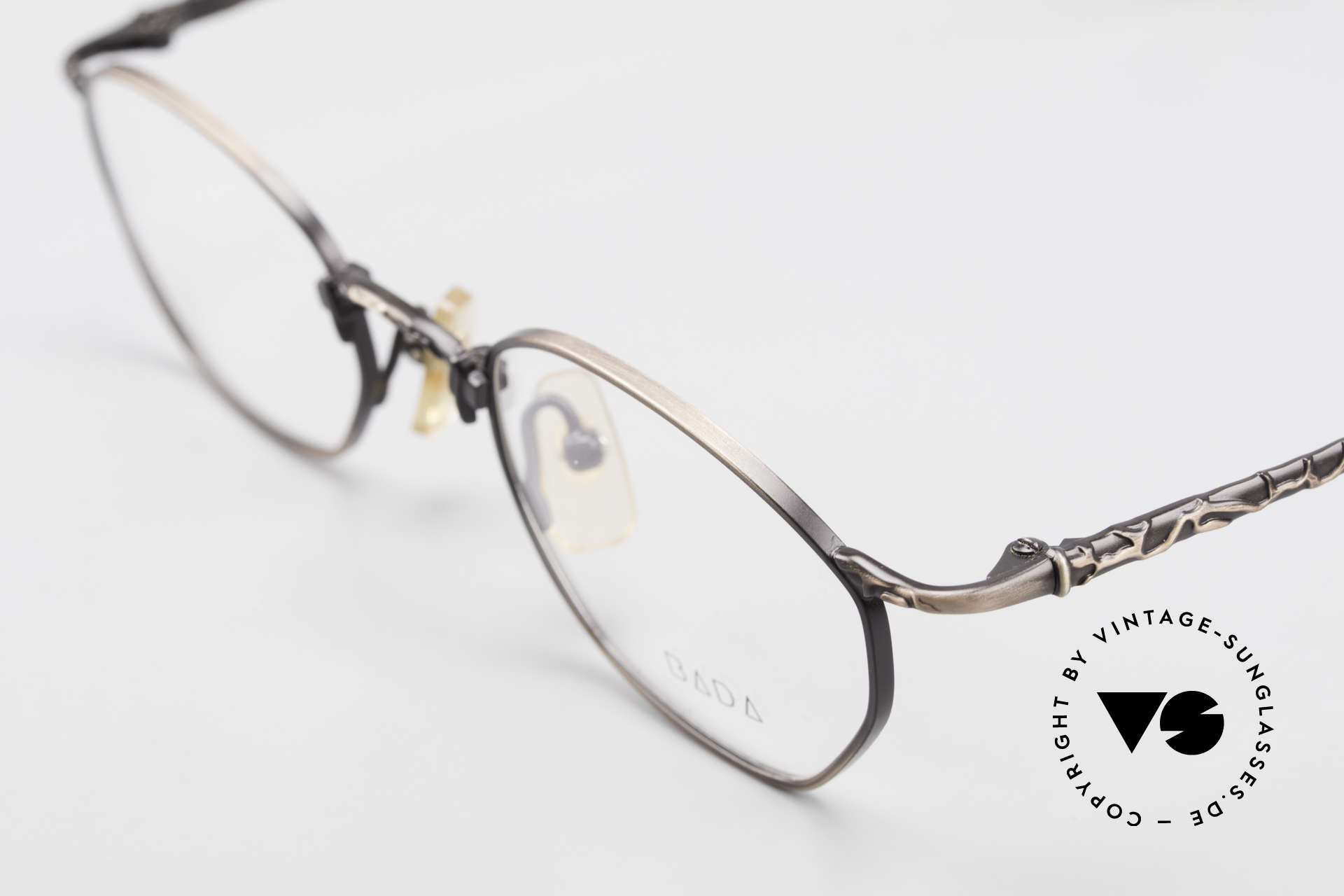 Bada BL1353 Oliver Peoples Eyevan Style, unworn, NOS (like all our old L.A.+ Sabae eyeglasses), Made for Men and Women