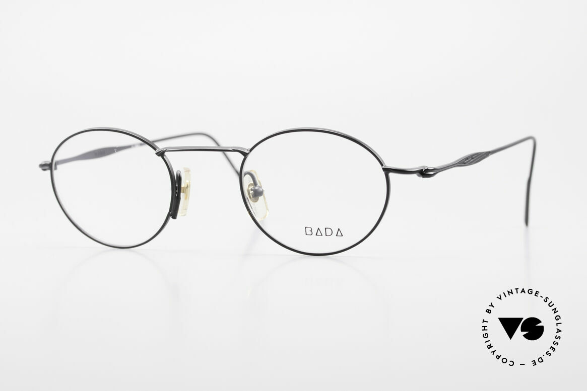 Bada BL1321 Analog Oliver Peoples Eyevan, rare, old vintage BADA eyeglasses from the year 1994, Made for Men and Women