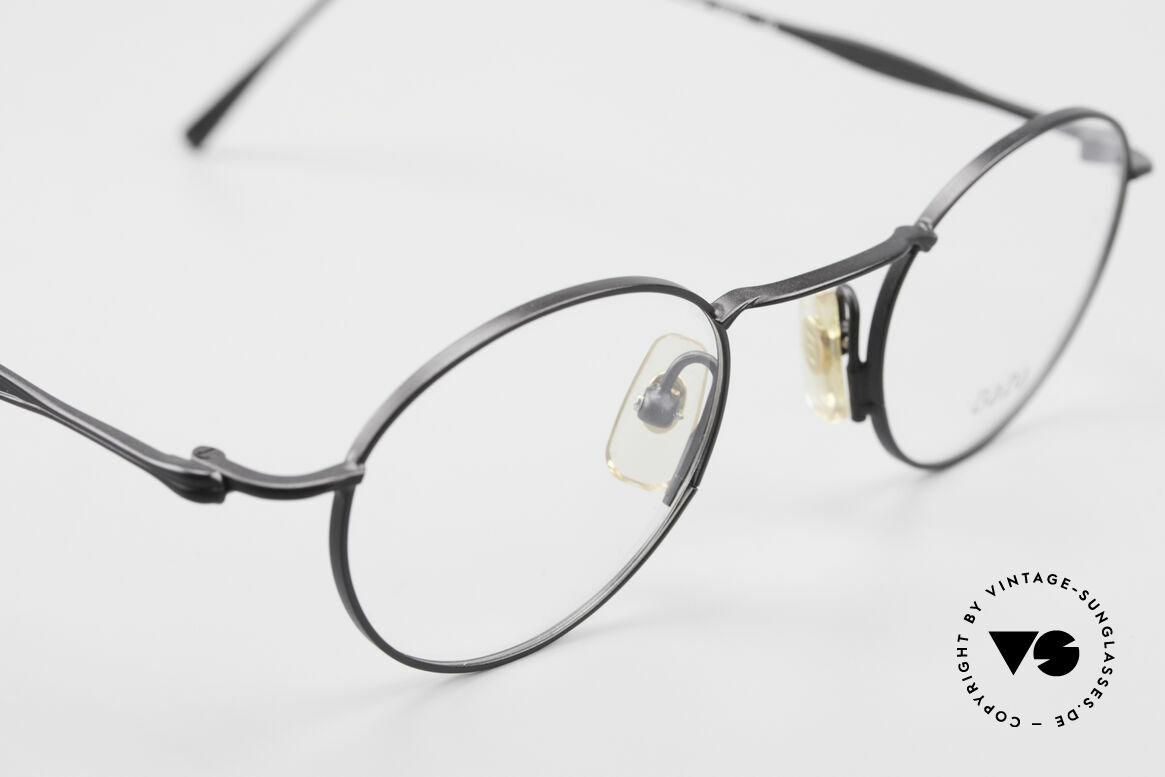 Bada BL1321 Analog Oliver Peoples Eyevan, unworn, NOS (like all our old L.A.+ Sabae eyeglasses), Made for Men and Women
