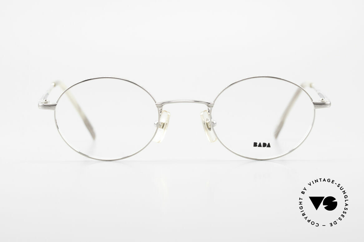Bada BL1581 90's Eyeglasses With Clip On, Size: small, Made for Men and Women