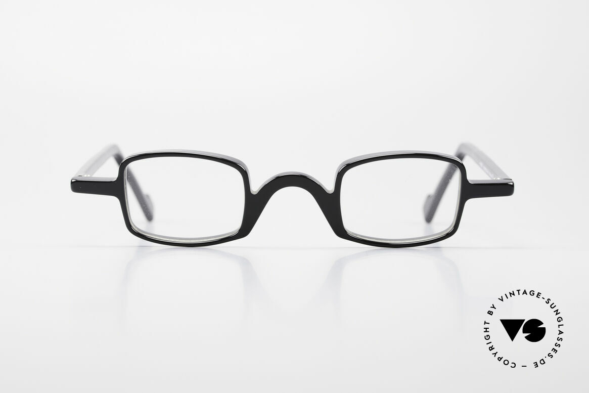 Theo Belgium George Vintage Designer Specs Square, Theo Belgium = the most self-willed brand in the world, Made for Men and Women