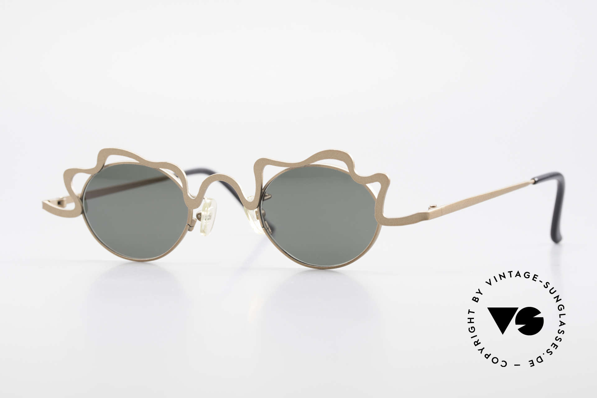 Theo Belgium Tortelini Spaghetti Sunglasses Ladies, Theo Belgium: the most self-willed brand in the world, Made for Women