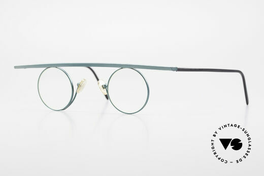 Theo Belgium Tawa Extraordinary Vintage Glasses Details