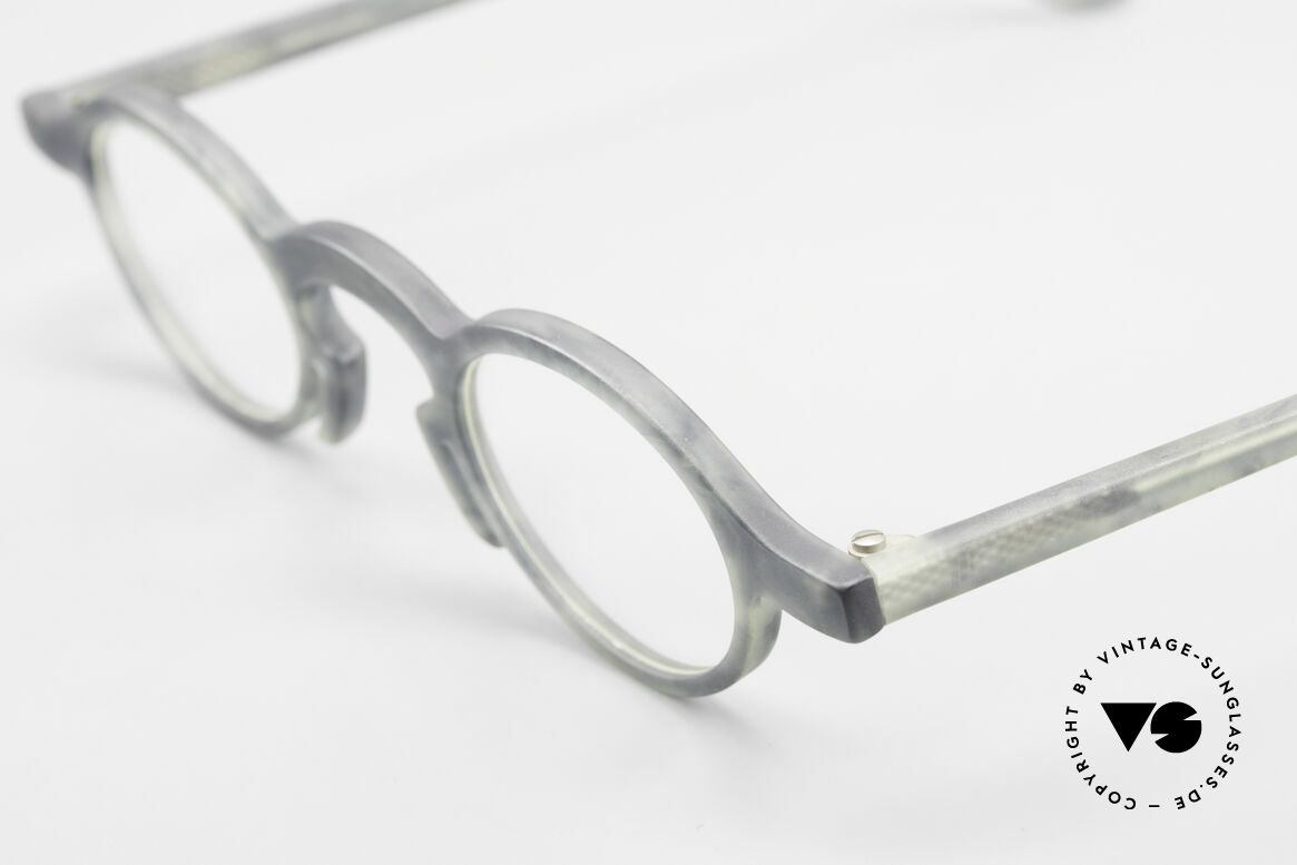 """Theo Belgium Phone Very Interesting Frame Pattern, extraordinary 90's frame in a kind of """"marble patterning"""", Made for Men and Women"""