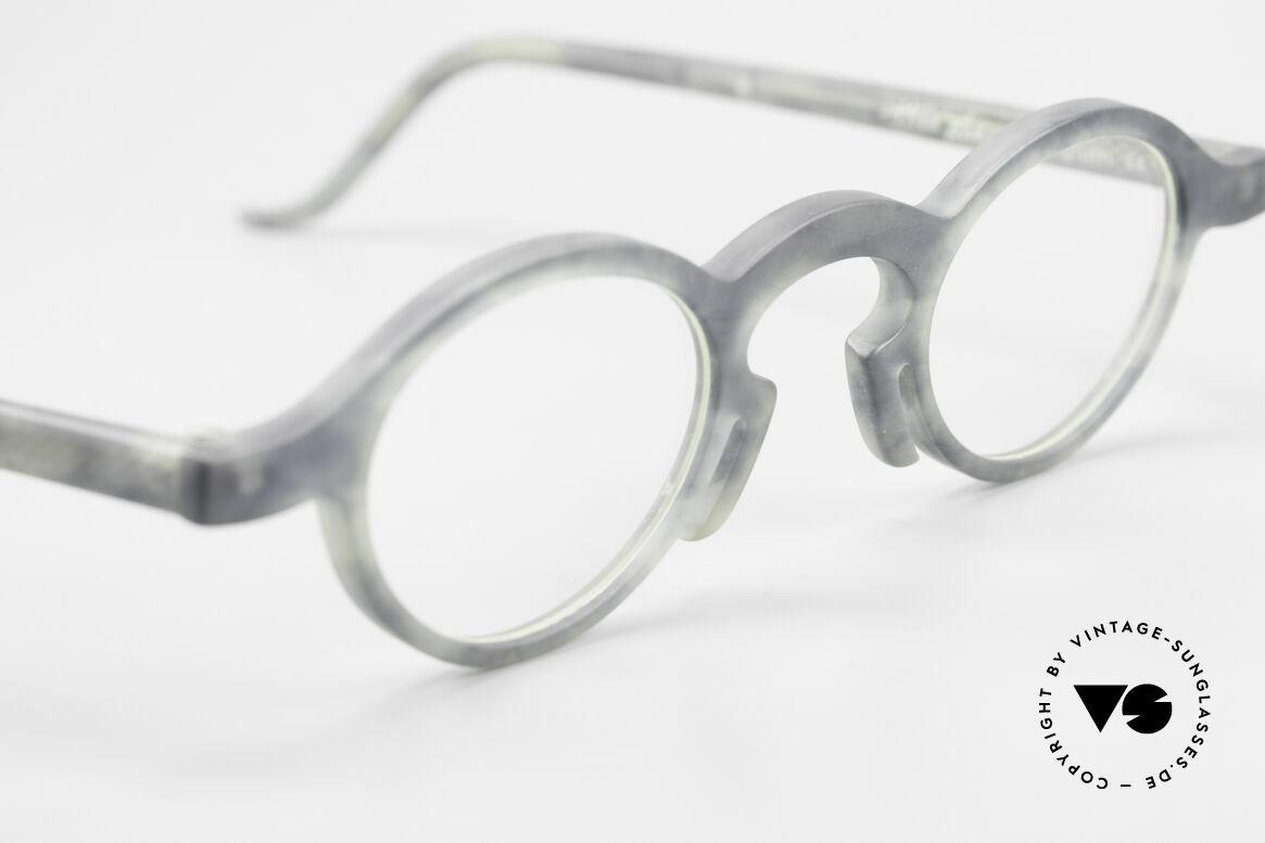 Theo Belgium Phone Very Interesting Frame Pattern, unworn vintage eyeglass-frame (with representativeness), Made for Men and Women