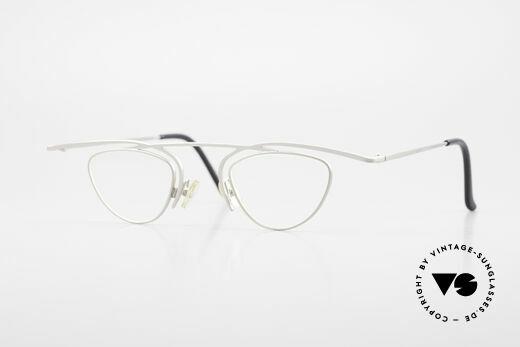 Theo Belgium Rhum Avant-Garde Ladies Glasses XL Details