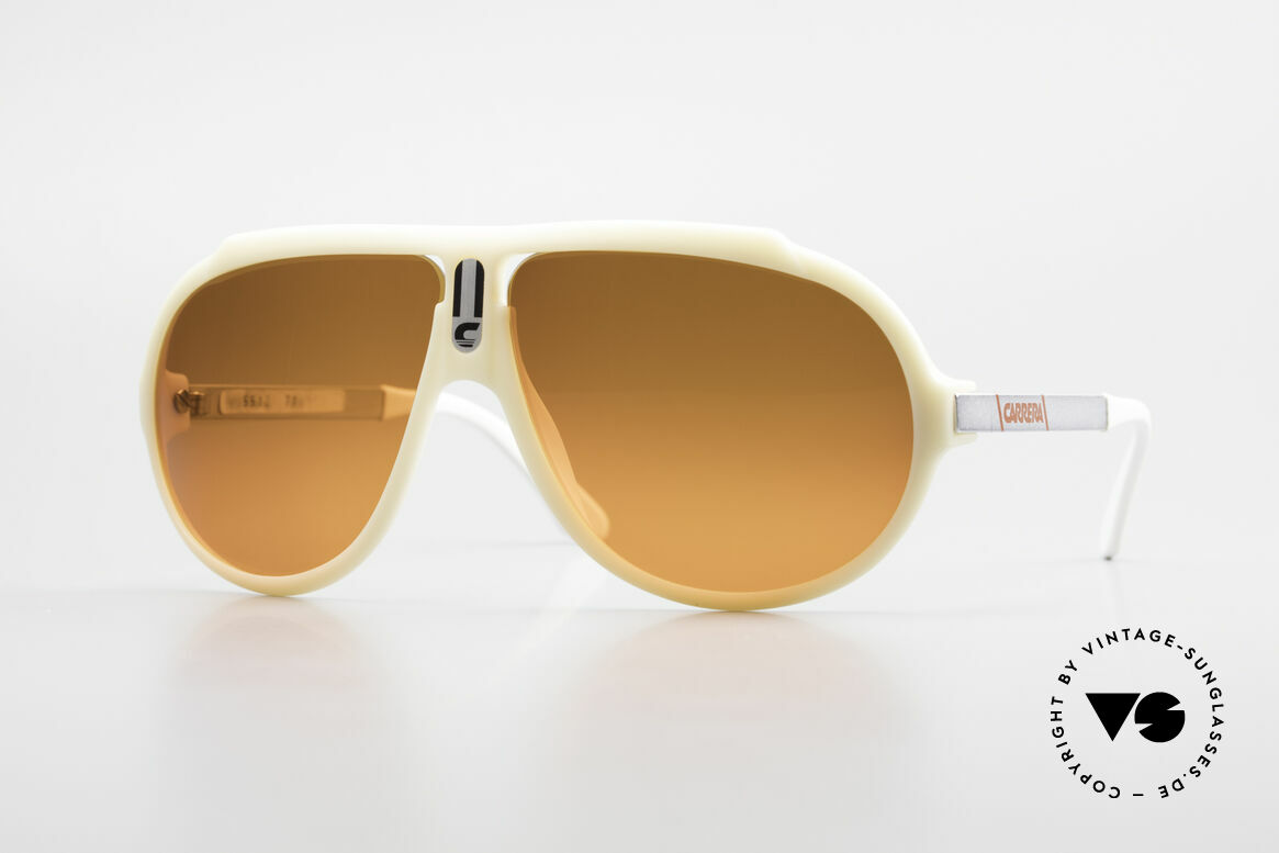 Carrera 5512 Miami Vice Sunset Sunglasses, legendary 1980's vintage CARRERA designer sunglasses, Made for Men