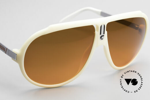 Carrera 5512 Miami Vice Sunset Sunglasses, NO RETRO SHADES; but a rare 30 years old ORIGINAL, Made for Men