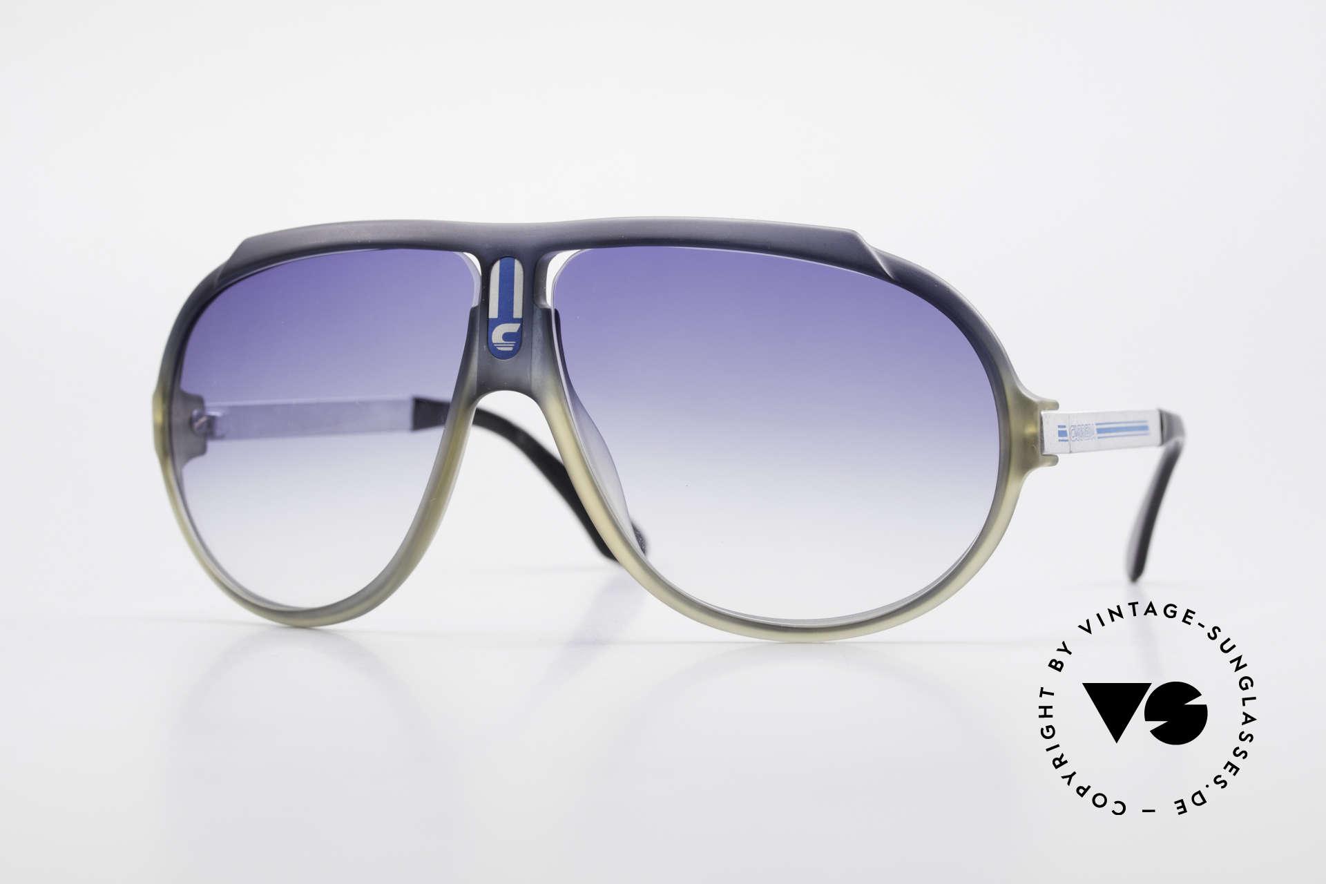 Carrera 5512 Miami Vice 1980's Sunglasses, legendary 1980's vintage CARRERA designer sunglasses, Made for Men