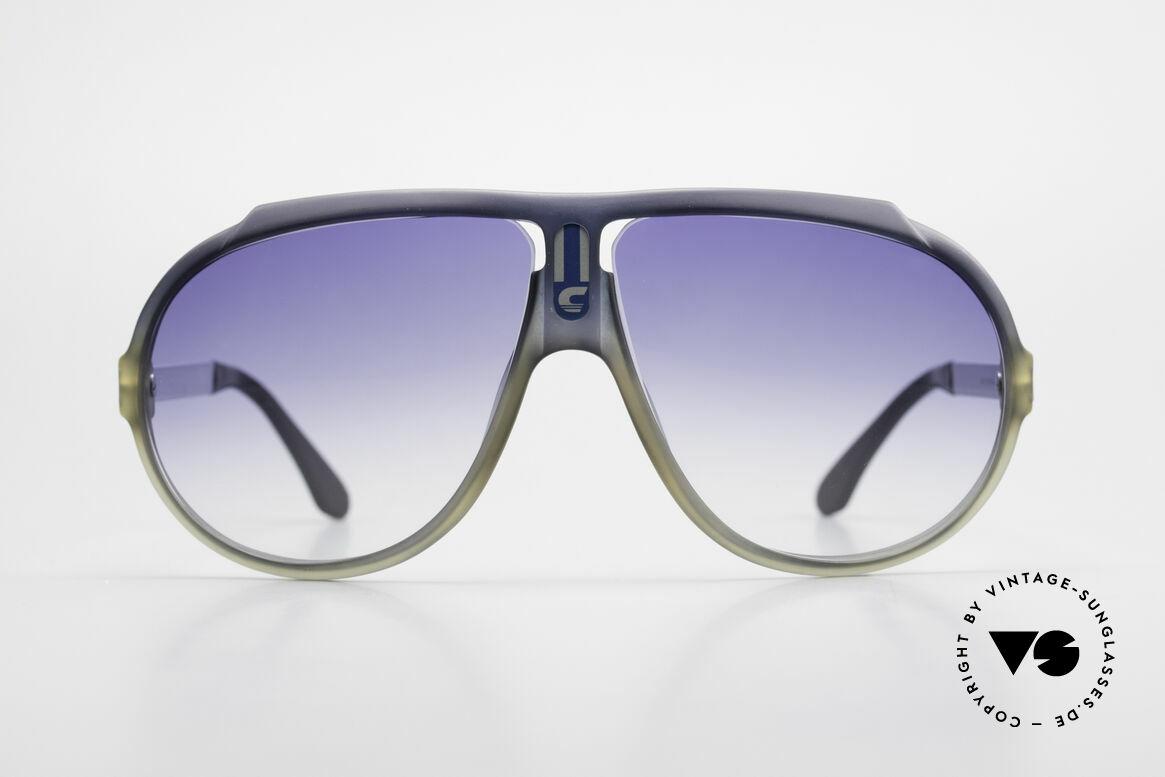 Carrera 5512 Miami Vice 1980's Sunglasses, famous movie sunglasses from 1984 (a true legend !!!), Made for Men