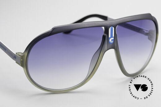 Carrera 5512 Miami Vice 1980's Sunglasses, NO RETRO SHADES; but a rare 30 years old ORIGINAL, Made for Men