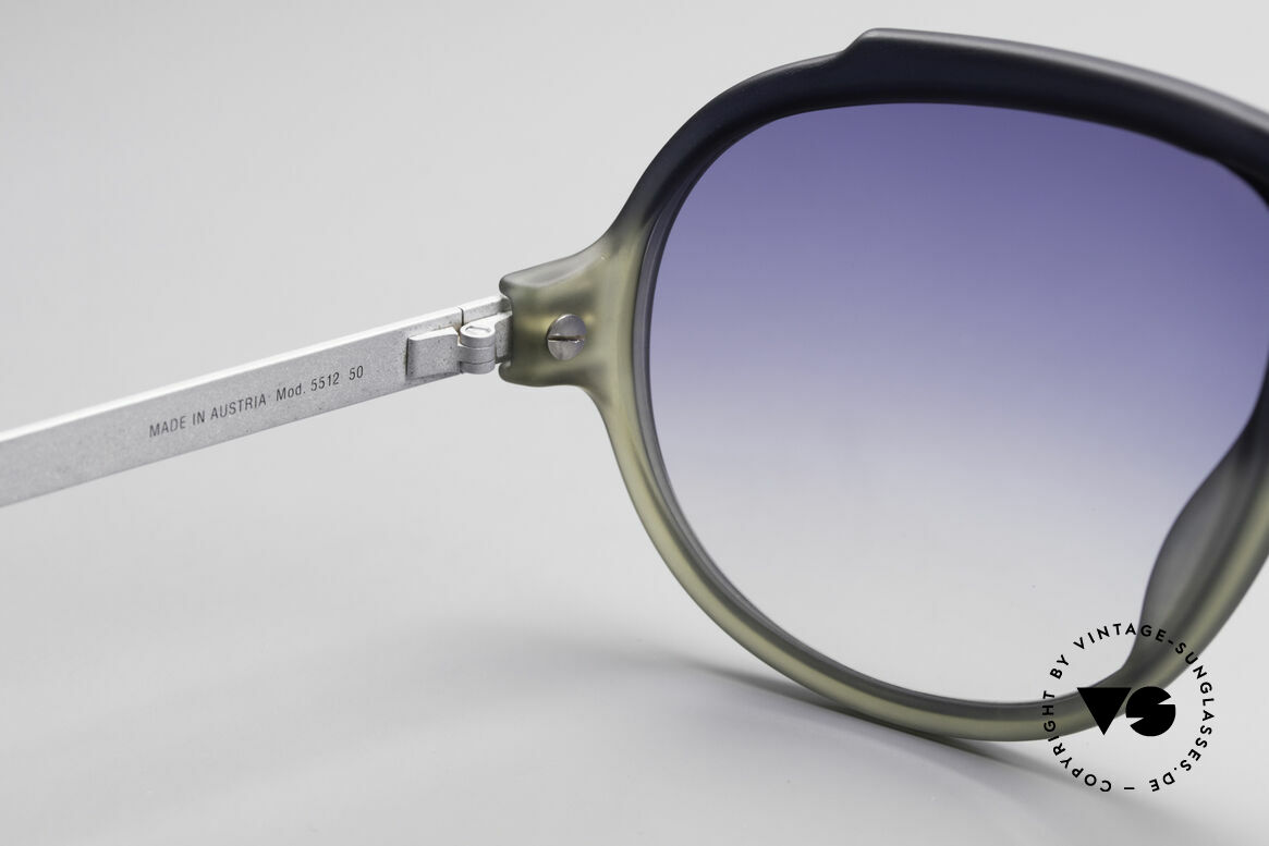 Carrera 5512 Miami Vice 1980's Sunglasses, Size: large, Made for Men