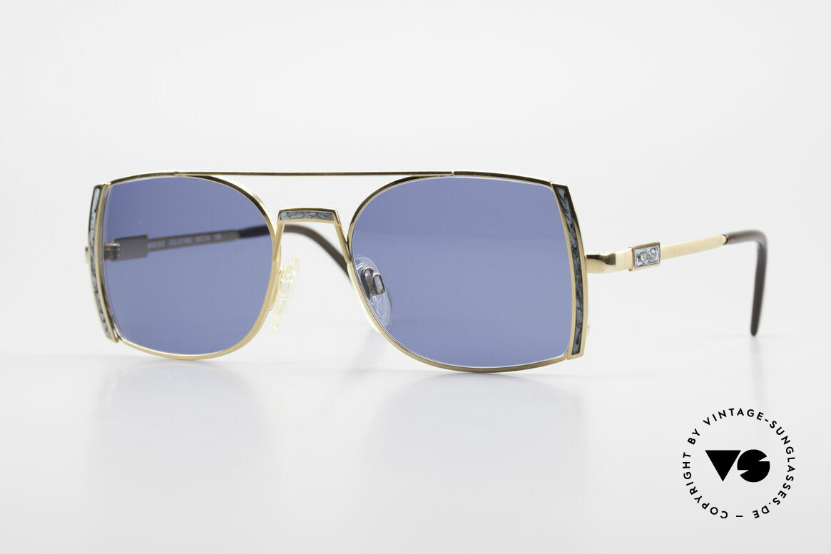 Cazal 242 Tyga Hip Hop Vintage Shades, old school vintage Hip Hop sunglasses by CAZAL, Made for Men and Women