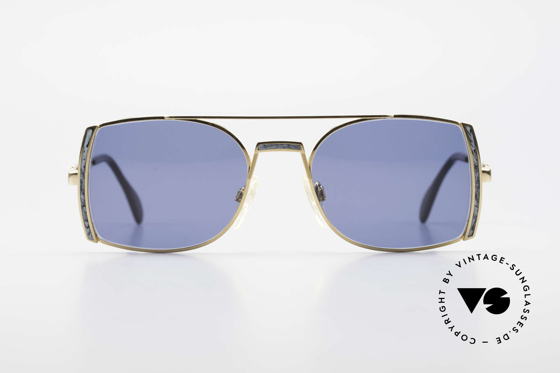 Cazal 242 Tyga Hip Hop Vintage Shades, a.o. worn by the rapper 'Tyga' (BET-Awards, 2011), Made for Men and Women