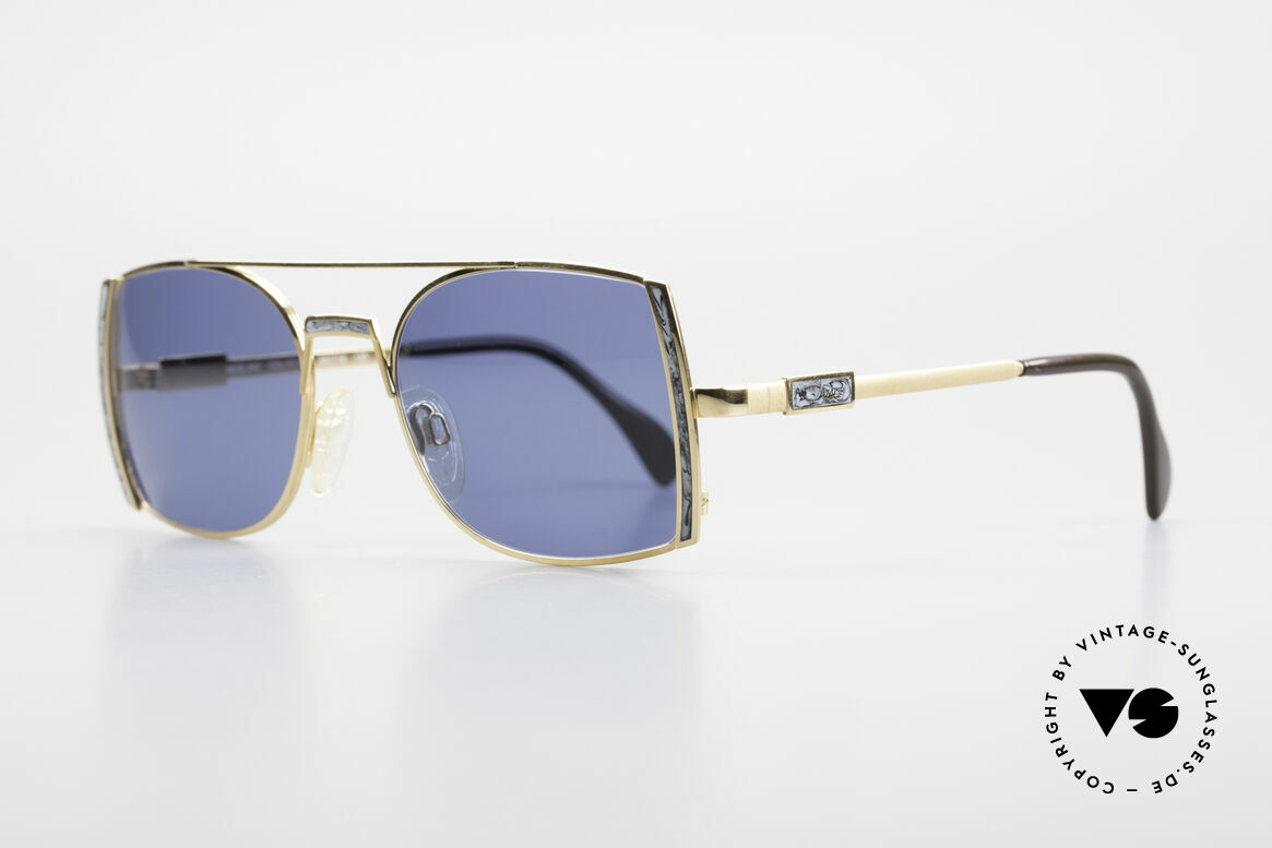 Cazal 242 Tyga Hip Hop Vintage Shades, square-edged design and best quality (handmade), Made for Men and Women