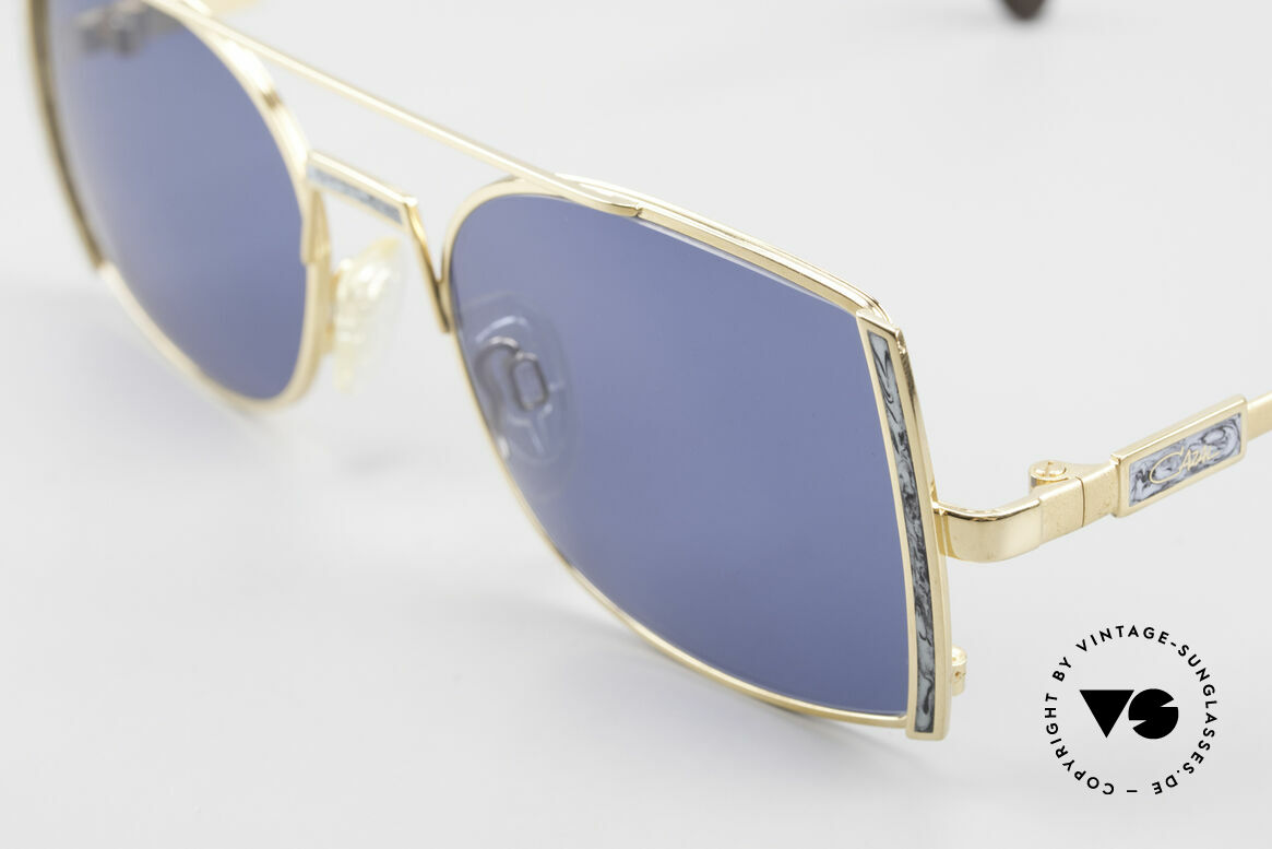 Cazal 242 Tyga Hip Hop Vintage Shades, never worn (like all our rare old HipHop-Cazals), Made for Men and Women