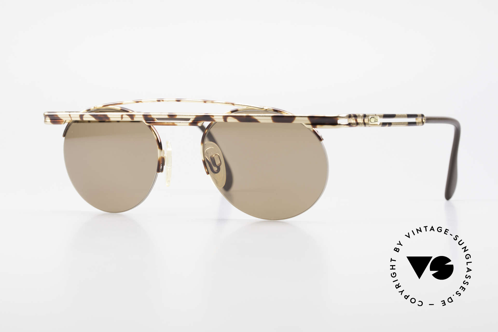 Cazal 748 Rare Vintage No Retro Shades, interesting Cazal vintage sunglasses-frame from 1997/98, Made for Men and Women