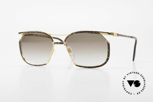 Cazal 243 Cari Zalloni Sunglasses 90's Details