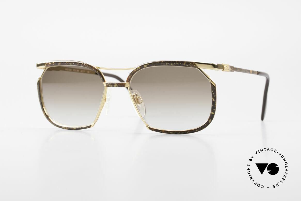 Cazal 243 Cari Zalloni Sunglasses 90's, feminine CAZAL glasses, straight from the early 90's, Made for Women