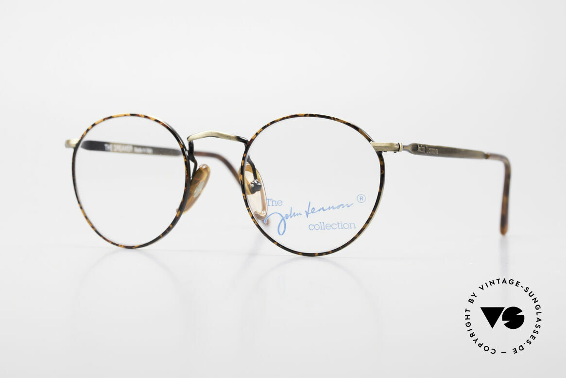 John Lennon - The Dreamer Very Small Vintage Glasses, vintage glasses of the original 'John Lennon Collection', Made for Men and Women