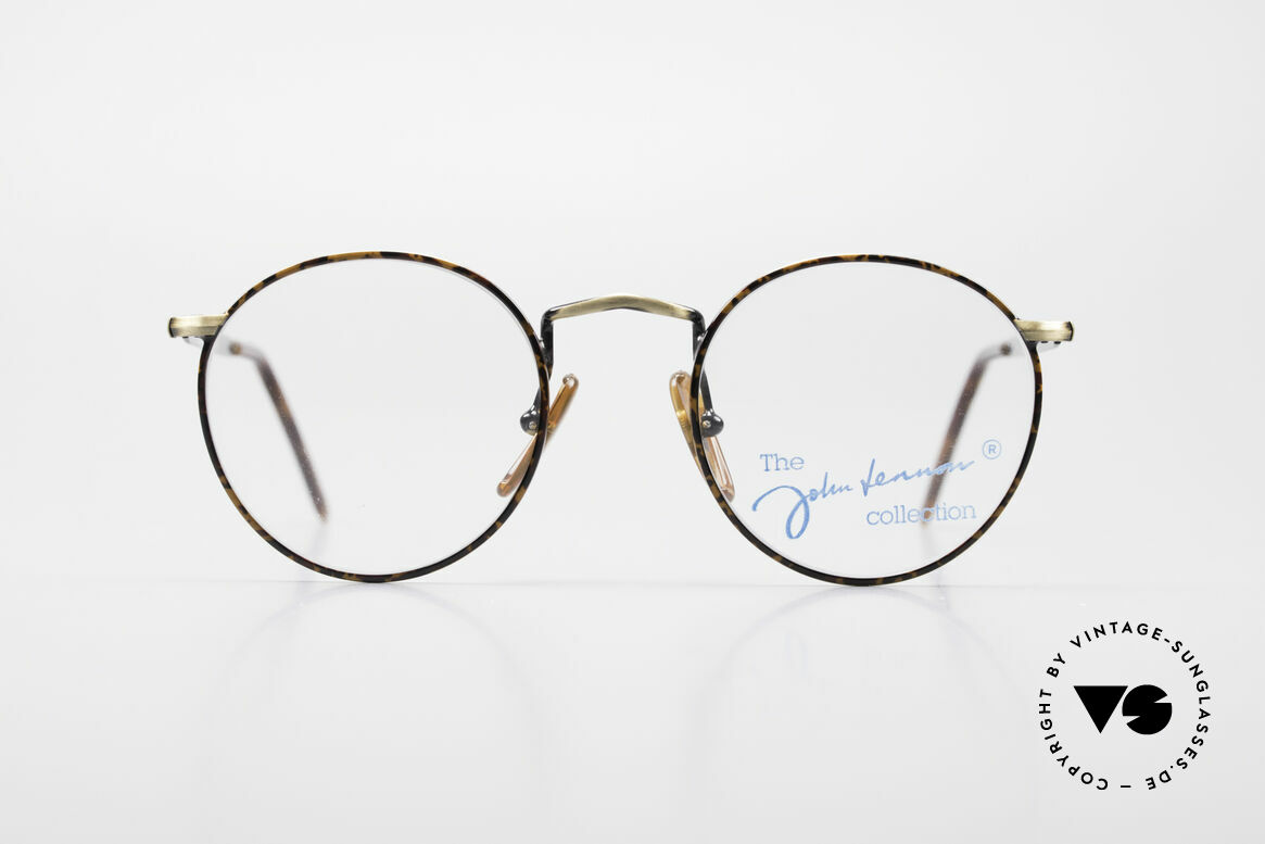 John Lennon - The Dreamer Very Small Vintage Glasses, mod. 'The Dreamer': panto eyeglass-frame in 47mm size, Made for Men and Women