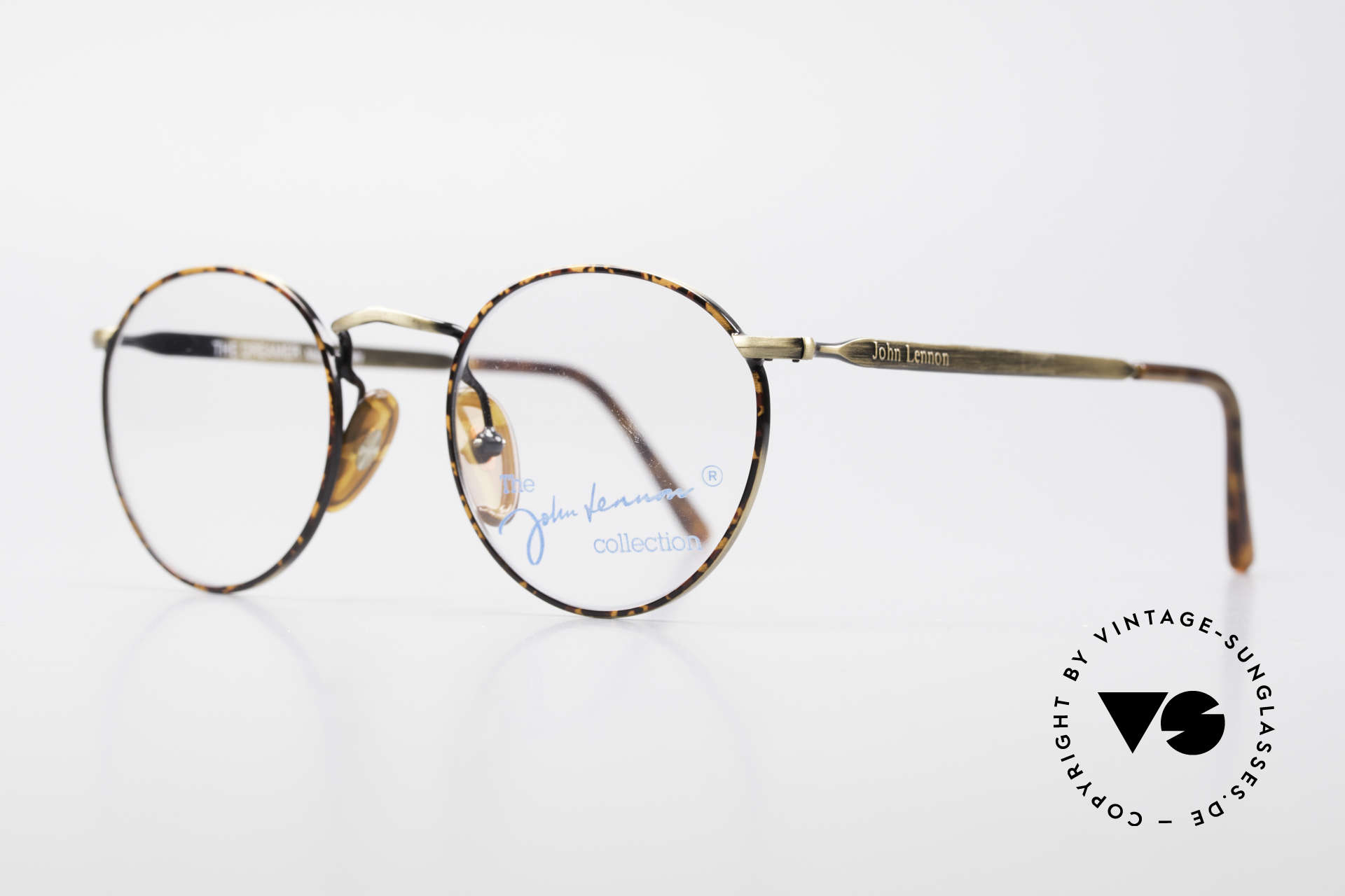 John Lennon - The Dreamer Very Small Vintage Glasses, all models named after famous J.Lennon / Beatles songs, Made for Men and Women