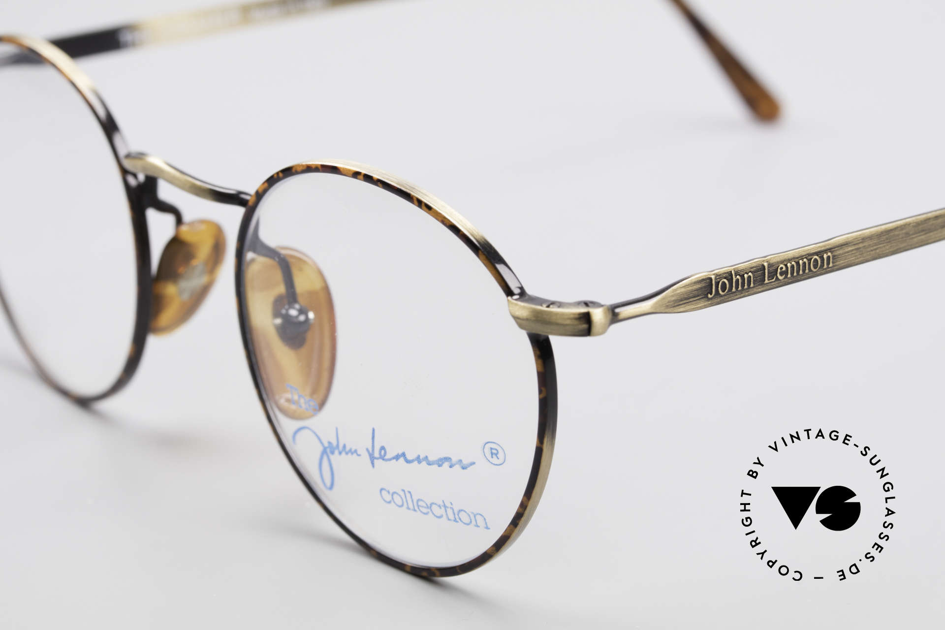John Lennon - The Dreamer Very Small Vintage Glasses, typical distinctive John Lennon Look, simply legendary, Made for Men and Women