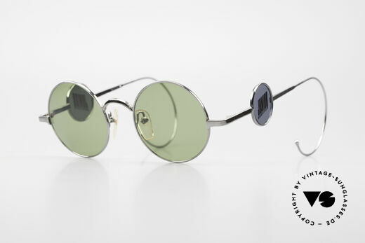 Jean Paul Gaultier 58-0103 4lens Design With Side Shields Details