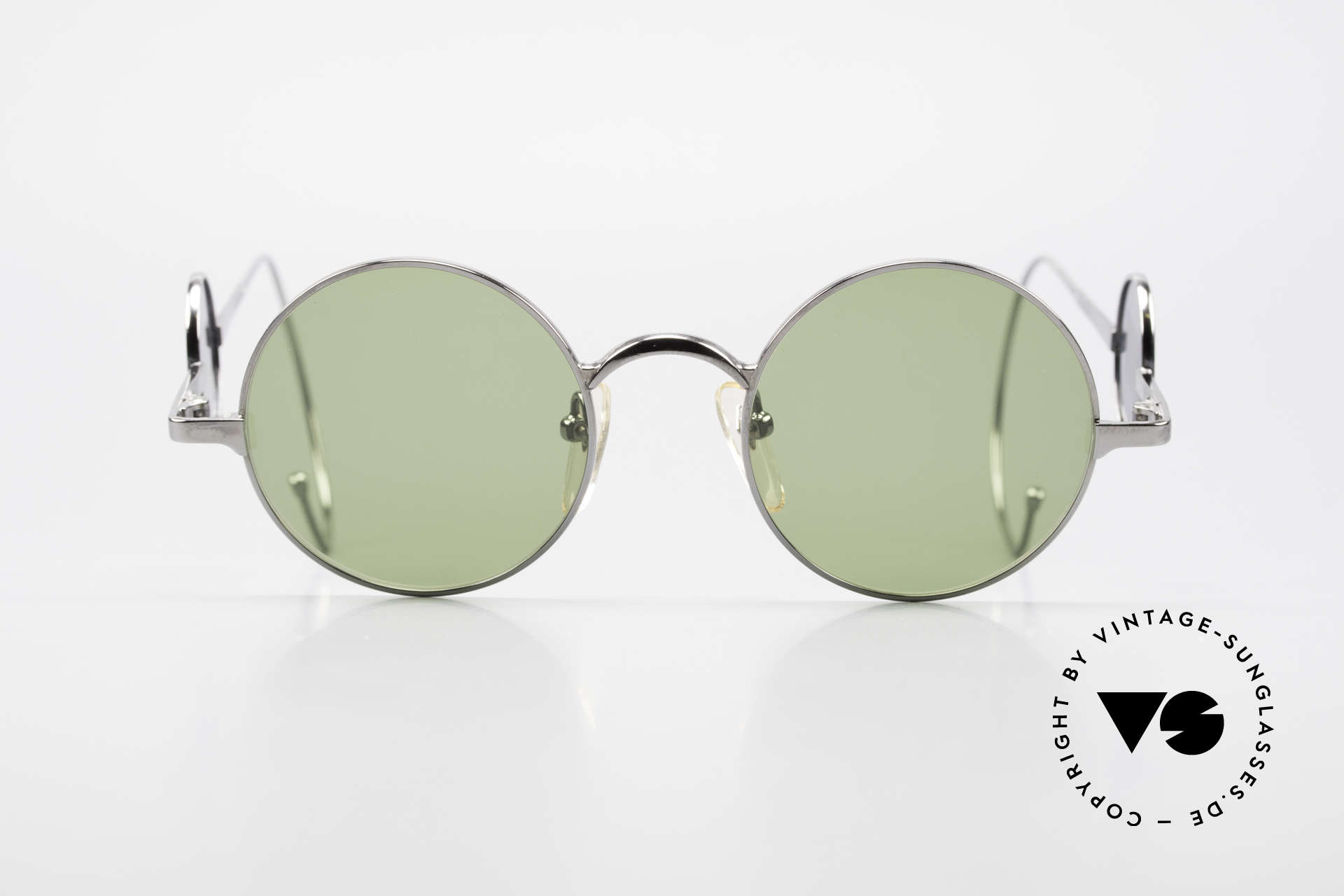 Jean Paul Gaultier 58-0103 4lens Design With Side Shields, model of the JUNIOR GAULTIER series with side-lenses, Made for Men and Women