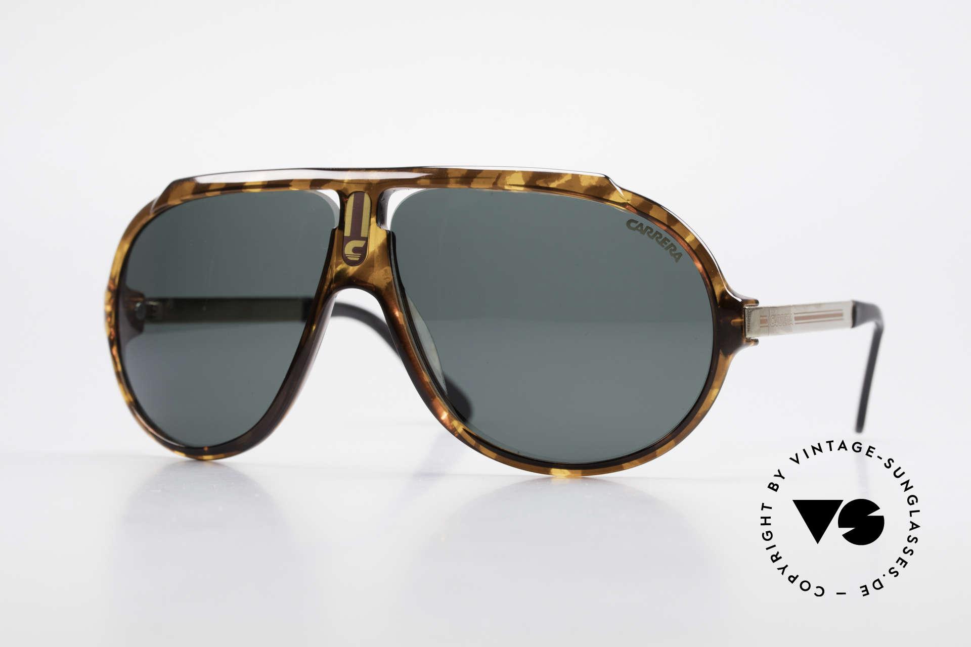 Carrera 5512 80's Sunglasses Don Johnson, legendary 1980's vintage CARRERA designer sunglasses, Made for Men