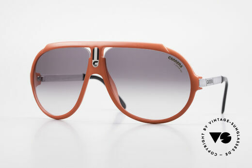 Carrera 5512 80's Sunglasses Miami Vice Details