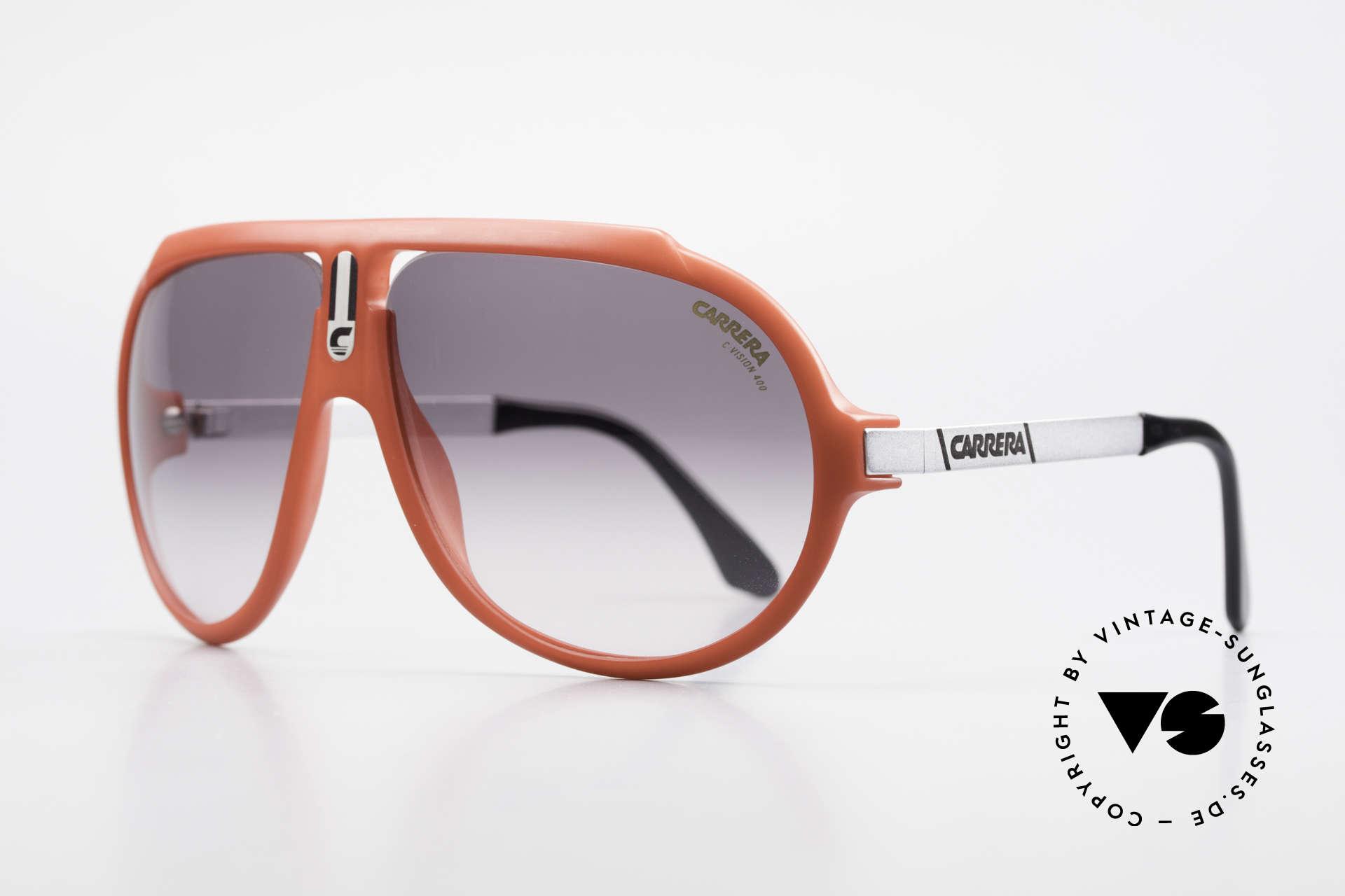 Carrera 5512 80's Sunglasses Miami Vice, Carrera Mod. 5512 worn by Don Johnson in Miami Vice, Made for Men