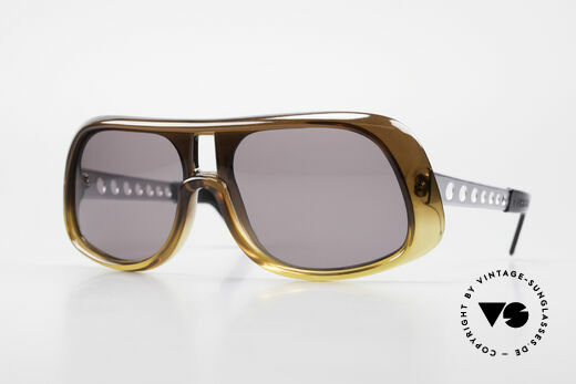 Carrera 549 Leo DiCaprio Movie Sunglasses Details