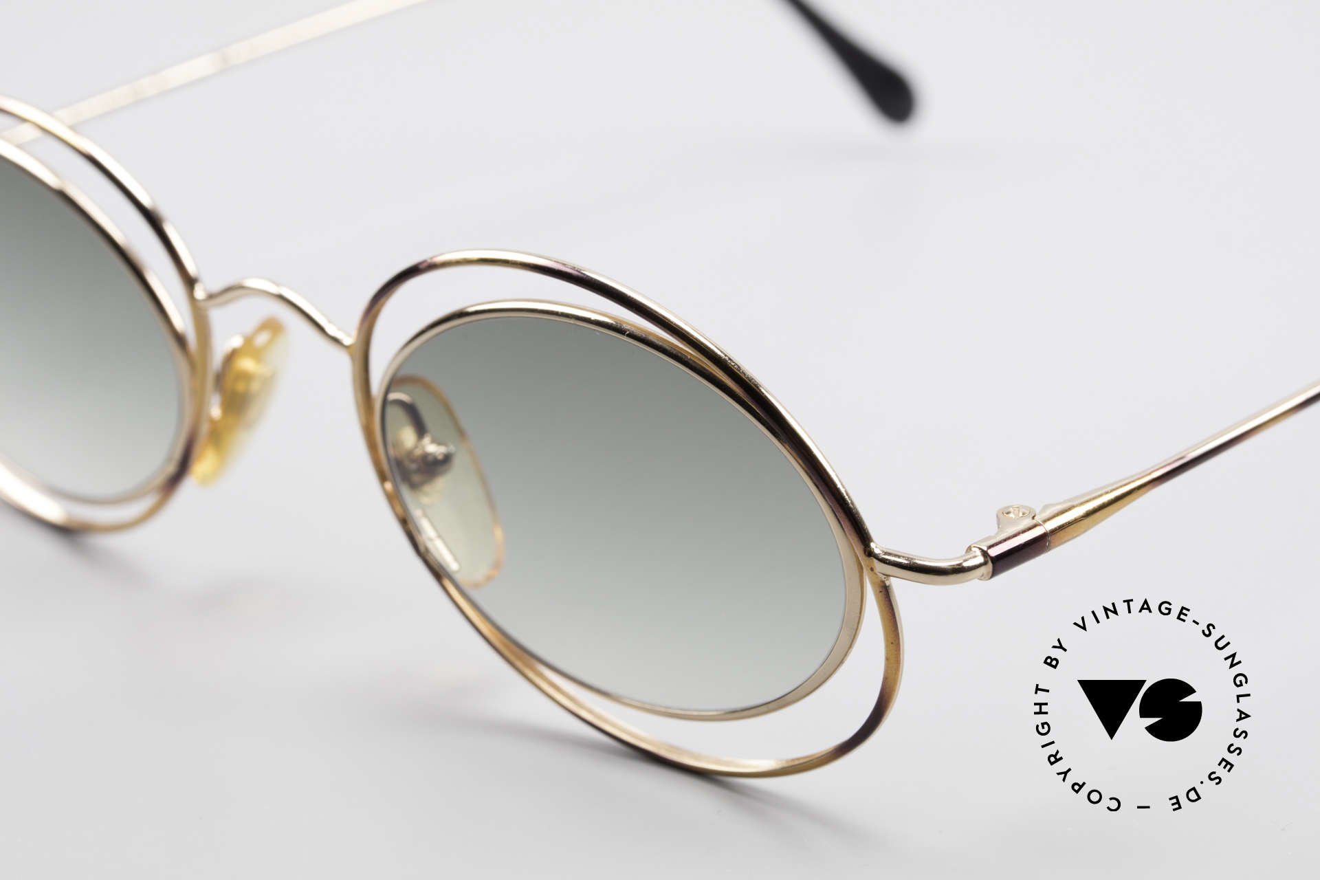 Casanova LC16 Enchanting Ladies Sunglasses, a true rarity & collector's item (belongs in a museum), Made for Women