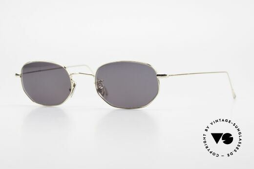 Cutler And Gross 0370 Classic Designer Sunglasses Details